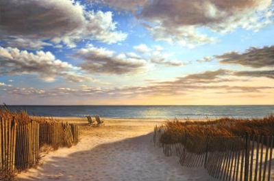 Sunset Beach by Daniel Pollera
