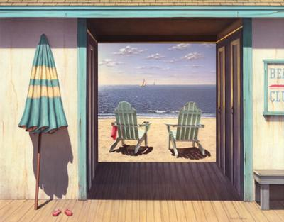 The Beach Club by Daniel Pollera