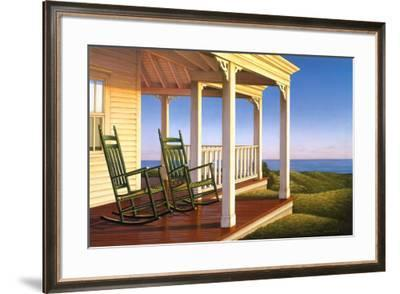 Twilight on the Veranda by Daniel Pollera