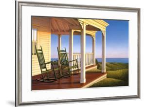 Twilight on the Veranda by Daniel Pollera