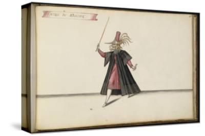 """Album; Ballet Chasteau Bicêtre; """"Enter the Magician"""""""