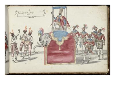 Ballet de la Douairière de Billebahaut