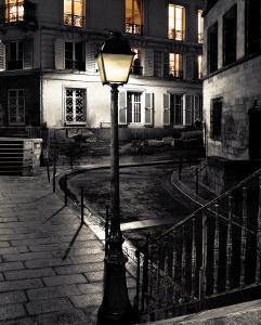 Le Vieux Paris by Daniel Santamaria