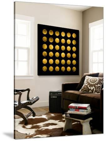 Golden Spots Black