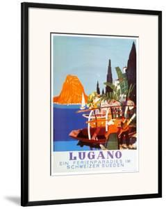 Lugano by Daniele Buzzi