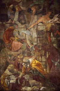 Deposition, 1541 by Daniele Da Volterra