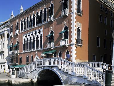 Danieli's Hotel, Venice, Veneto, Italy-G Richardson-Photographic Print