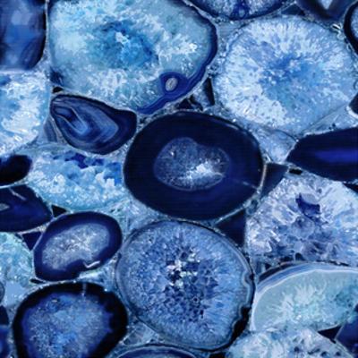 Agate in Blue I by Danielle Carson