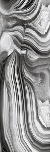 Agate Panel Grey II by Danielle Carson