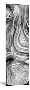 Agate Panel Grey III by Danielle Carson