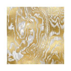 Gold Variations I by Danielle Carson