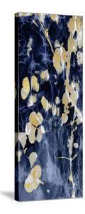 Indigo Nature with Gold II by Danielle Carson