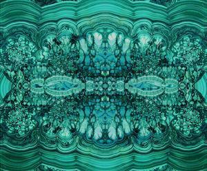 Majestic Malachite by Danielle Carson