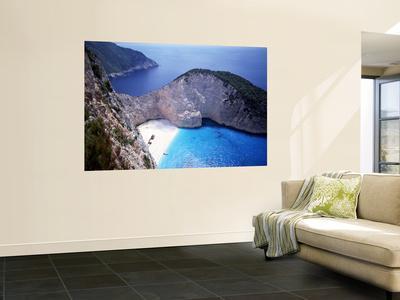 Navagio, Zante, Ionian Islands, Greece