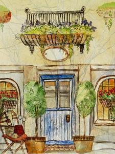 Greek Caf? IV by Danielle Harrington
