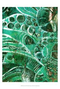 Sea Glass I by Danielle Harrington
