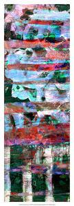 Textured Lines I by Danielle Harrington