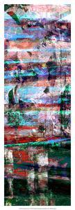 Textures Lines II by Danielle Harrington