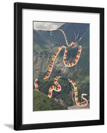 Slinky Snake by Danielle Kroll