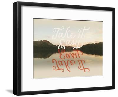 Take it Easy by Danielle Kroll