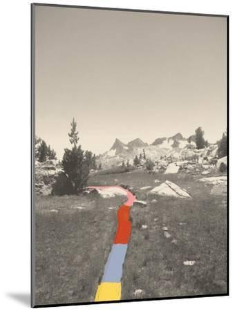 Technicolor Trail by Danielle Kroll