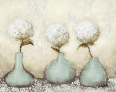 Hydrangea II by Danielle Nengerman