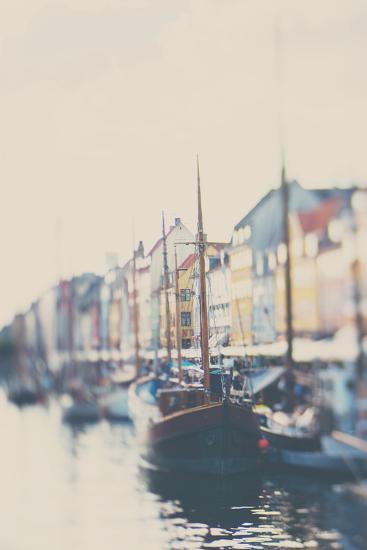 Danish Harbour-Laura Evans-Photographic Print