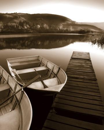 Row Boat Awaits