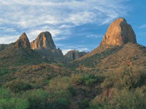 Superstition Mountains, Phoenix, AZ by Danny Daniels
