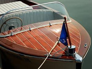 Antique Boating III by Danny Head