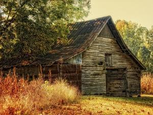 Barn Loft Memories by Danny Head