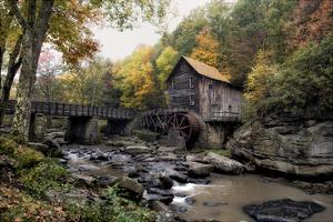 Glade Creek Mill by Danny Head