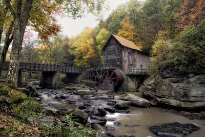 Glade Creek Mill by Danny Head