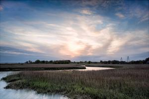 Low Country Sunset III by Danny Head