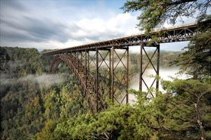 New River Gorge Bridge by Danny Head