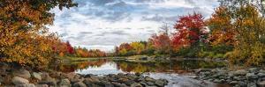 Northeast Creek Panorama by Danny Head