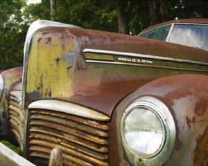 Rusty Hudson II by Danny Head
