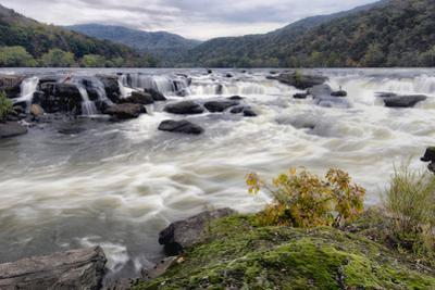 Sandstone Falls I by Danny Head
