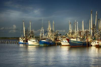 Shrimp Boats I