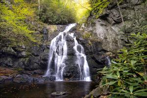 Spruce Flat Falls by Danny Head