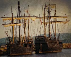 Tall Ships by Danny Head