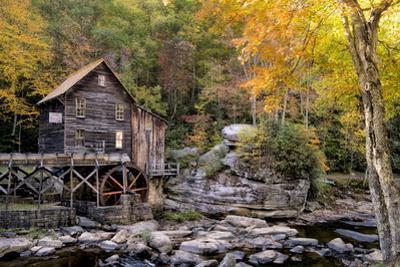 The Mill & Creek II by Danny Head