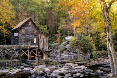 The Mill & Creek II by Danny Head