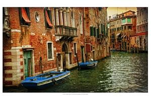 Venetian Canals III by Danny Head