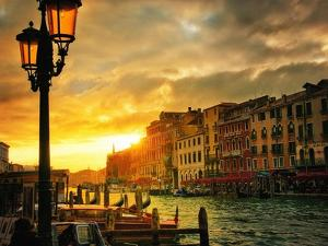 Venice in Light IV by Danny Head