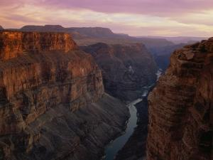 Colorado River in the Grand Canyon by Danny Lehman