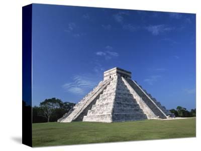 The Pyramid of Kukulkan