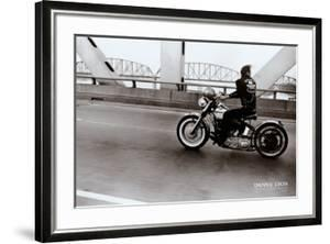 Crossing the Ohio River by Danny Lyon