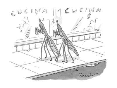 Add Your Own Caption Week #328 - New Yorker Cartoon by Danny Shanahan