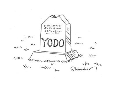 YODO - Cartoon by Danny Shanahan